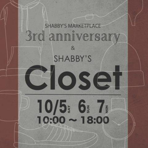 SHABBY'S_CLOSET_2019AW